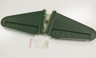 Elevator (Green) for FMS 6 CH Green Giant Japanese A6M3 Zero RC Warbird Airplane