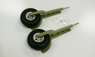 Front Landing Gear for FMS 6 CH Green Giant Japanese A6M3 Zero RC Warbird Airplane