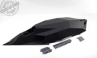 Fuselage for BlitzRCWorks 6 CH F-117 Stealth Fighter V2 RC EDF Jet