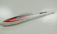 Fuselage with Applied Decals and Brushless Motor for BlitzRCWorks 5 CH Sky Surfer V5 RC Sailplane Glider