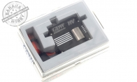 GDW DS596MG Digital Metal Aluminum HV Coreless Servo for Global Aerojet 12 CH White/Red MB-339 Composite RC Turbine Jet
