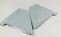 Gray Main Wing for BlitzRCWorks 7 CH Super F-35 Lightning II EX V2 RC EDF Jet