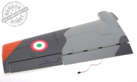 Italian Air Force Left Wing for Global Aerofoam 8 CH Italian Air Force MB-339 RC Turbine Jet