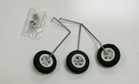 Landing Gear for FMS 4 CH Mini Red T-28 RC Warbird Airplane