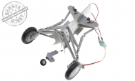 Landing Gear Set w/ PCB Controller for BlitzRCWorks 8 CH F4F Wildcat RC Warbird Airplane