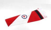 Left Wing for BlitzRCWorks 5 CH Pilatus PC-9 1200mm RC Warbird Airplane