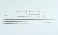Linkage Rods for FMS 4 CH Stearman PT-17 RC Biplane Airplane