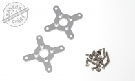 Metal Motor Mount Set for BlitzRCWorks 8 CH Super B-25 Mitchell Bomber RC Warbird Airplane