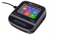 Microzone M-200 Smart Touch Professional Intelligent Charging System for BlitzRCWorks 3 CH Red Mini Mig-15 V2 w/ Gyro RC EDF Jet
