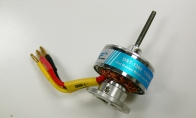 Motor (DST-1300 Brushless) for TopRC 4 CH Brown Mini Hurricane RC Warbird Airplane