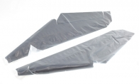 Painted Main Wing Set for BlitzRCWorks 4 CH F-117 Stealth Fighter RC EDF Jet