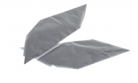 Painted Tail Wing Set for BlitzRCWorks 4 CH F-117 Stealth Fighter RC EDF Jet
