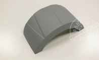 Plastic Lower Cowl for BlitzRCWorks 8 CH Green Super P-40E Warhawk RC Warbird Airplane