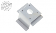 Plastic Motor Mount for BlitzRCWorks 9 CH F4U Corsair RC Warbird Airplane