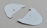 Plastic Parts for Folding Wing for BlitzRCWorks 8 CH F4F Wildcat RC Warbird Airplane