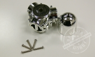 Propeller Hub with Spinner for BlitzRCWorks 8 CH Super F4U Corsair V2 RC Warbird Airplane