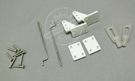 Push Rods for Flap for BlitzRCWorks 5 CH Sky Surfer V5 RC Sailplane Glider