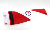 Right Wing for BlitzRCWorks 5 CH Pilatus PC-9 1200mm RC Warbird Airplane