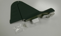Rudder (Green) for FMS 6 CH Green Giant Japanese A6M3 Zero RC Warbird Airplane