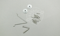 Screws for BlitzRCWorks 3 CH Mini Messerschmitt Me-262 w/ Gyro RC EDF Jet
