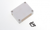 Servo Holder for Global Aerofoam 12 CH Blue L-39 Albatross RC Turbine Jet