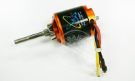 Sky Flight 4S 700KV Brushless Motor for LX F4F/1.2m F4U for BlitzRCWorks 8 CH F4F Wildcat RC Warbird Airplane