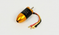 Sky Flight Hobby 2600KV Outrunner Brushless Motor for BlitzRCWorks 8 CH Super F-16 EX V2 RC EDF Jet