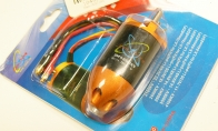 Sky Flight Hobby 2860-2500KV Outrunner Brushless Motor for BlitzRCWorks 12 CH Super Fighter RC EDF Jet