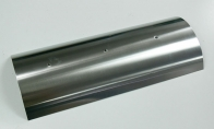 Stainless Steel Lower Fuselage Turbine Heat Shield for HSDJETS 6 CH Super Viper ECO RC Turbine Jet