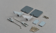 Tail Wing Parts for BlitzRCWorks 7 CH YF-23 RC EDF Jet