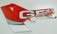 Vertical Stab for BlitzRCWorks 6 CH Red Giant Grob G 120TP 1700mm RC Trainer Airplane