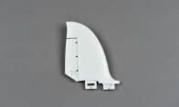 Vertical Wing for BlitzRCWorks 5 CH Sky Surfer V5 RC Sailplane Glider