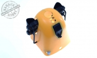 Yellow Cowl for BlitzRCWorks 4 CH Green Giant J-3 Cub RC Trainer Airplane