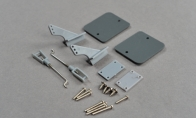 YF-23 Flap Accessories for BlitzRCWorks 7 CH YF-23 RC EDF Jet