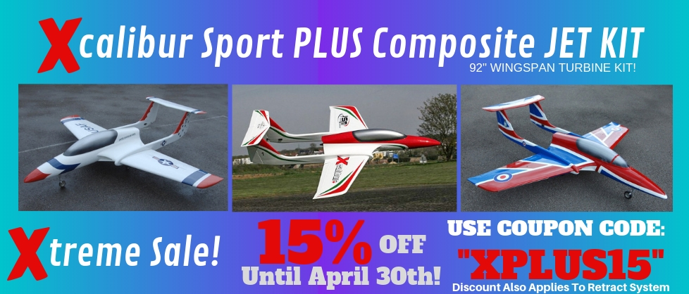 For Limited Time Only 15% Off Xcalibur Plus!